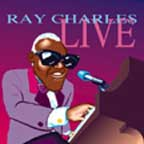 Ray Charles caricatures